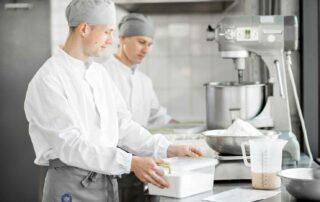 In der Laborküche